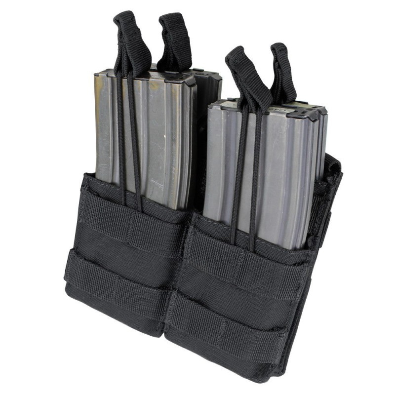 Θήκη Γεμιστήρων Condor Double Stacker Open-Top M4 Mag Pouch