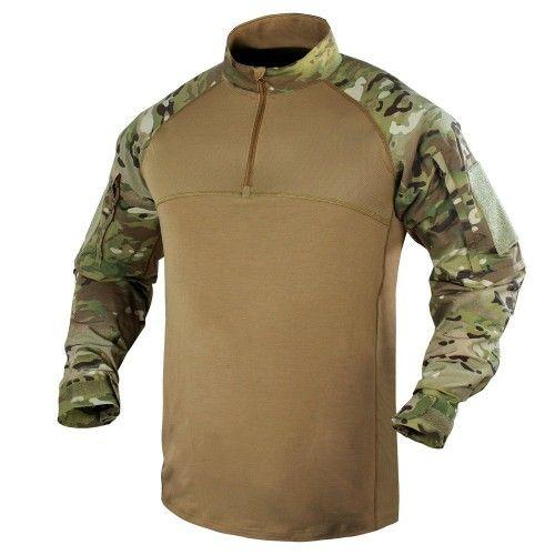 Χιτώνιο Μάχης Condor Combat Shirt Multicam