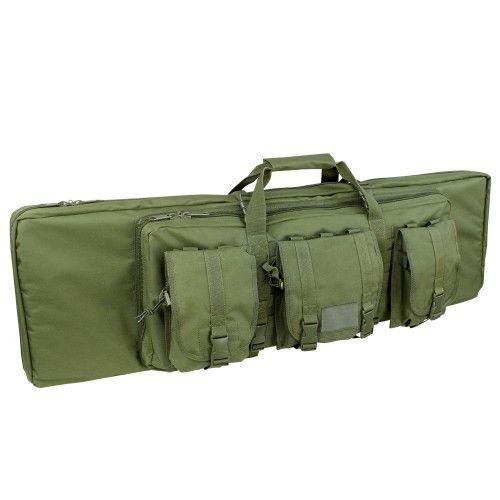 Τσάντα Μεταφοράς 2 Όπλων με Εξτρα Θήκες Condor Double Rifle Case 117cm