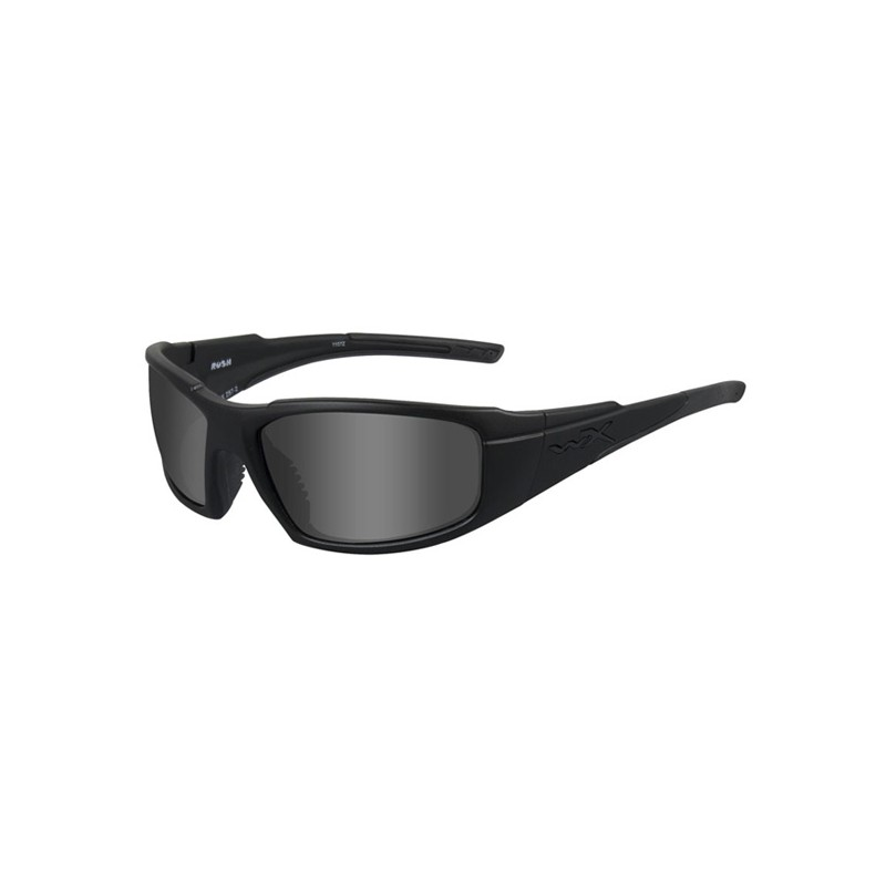 Γυαλιά ηλίου Wiley X Rush Smoke Grey Lens Matte Black Frame