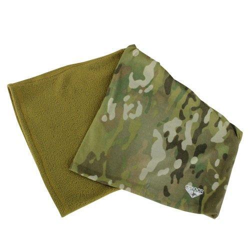 Περιλαίμιο Condor Fleece Multi-Wrap MultiCam