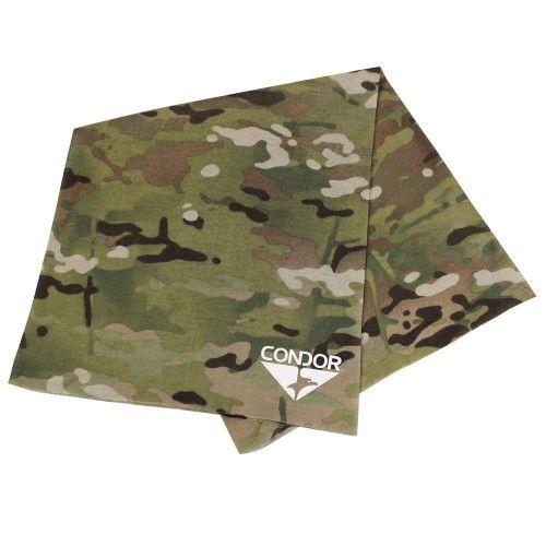 Μπαλακλάβα Condor Multi-Wrap Multicam