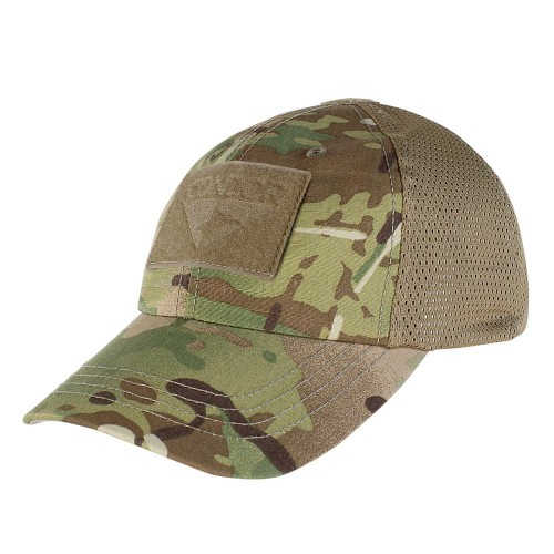 Καπέλο Mesh Tactical Cap Condor Multicam