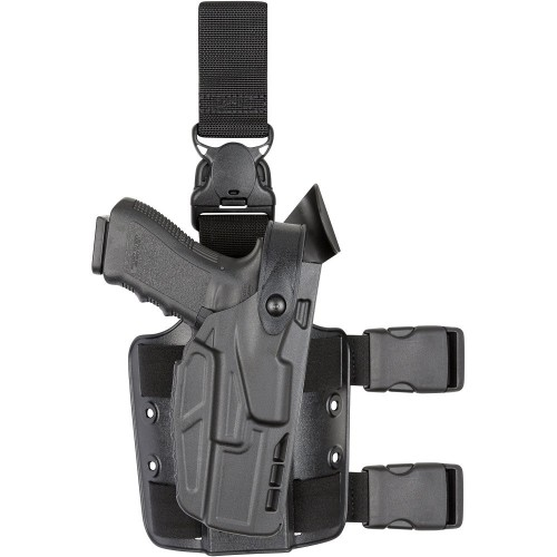 Θήκη Πιστολιού Μηρού Safariland 7005 7TS SLS Tactical Glock 17 22 Holster