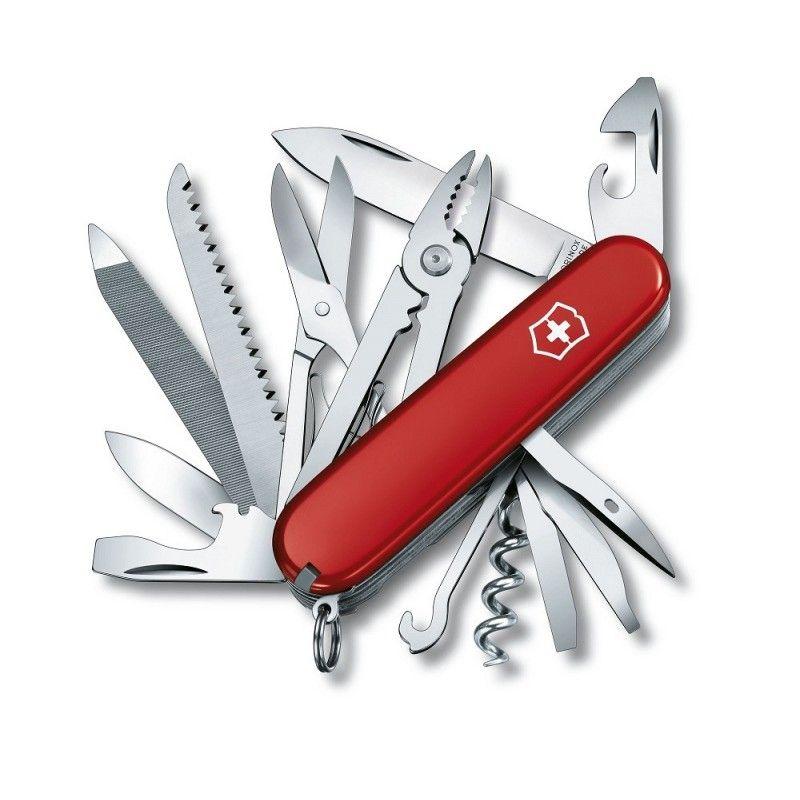 Ελβετικός Σουγιάς Victorinox Handyman Red