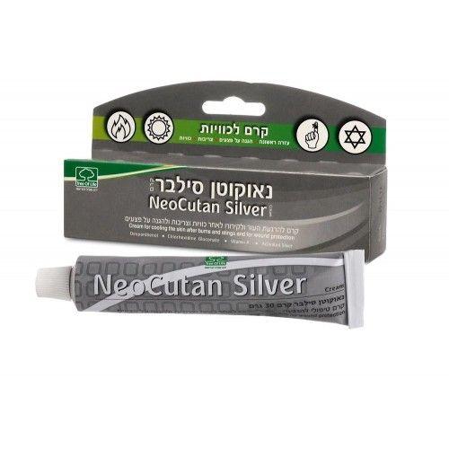 Κρέμα Εγκαυμάτων NeoCutan Silver Cream 30g Tube