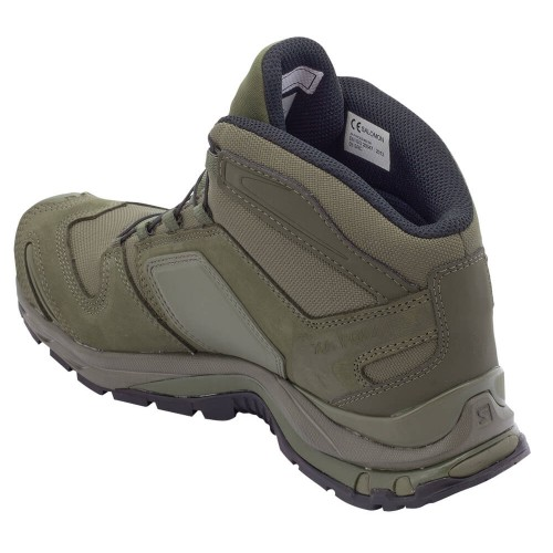 Salomon Forces Mid GTX Green