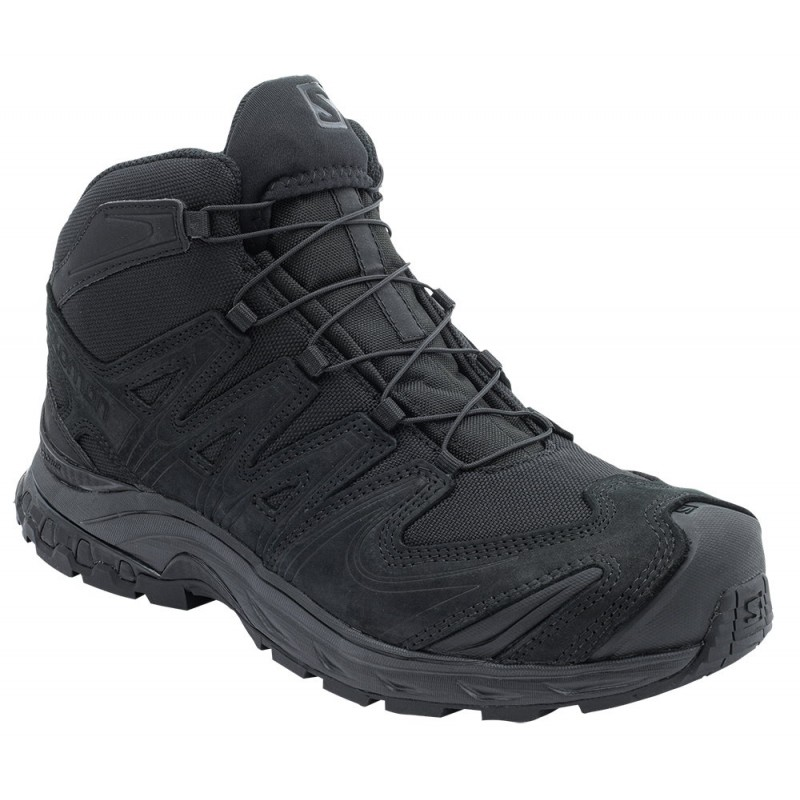 Μποτάκια Salomon XA Forces Mid EN Combat Boots Black