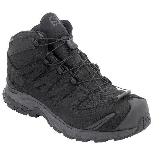 Μποτάκια Salomon XA Forces 3D Mid GTX EN Combat Boots Black
