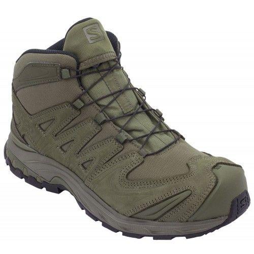 Μποτάκια Salomon XA Forces Mid EN Combat Boots Ranger Green