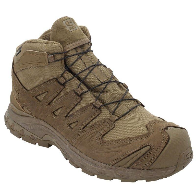 Μποτάκια Salomon XA Forces Mid GTX Combat Boots Coyote
