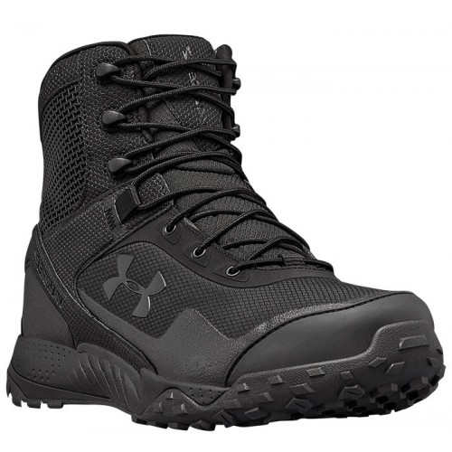 Ημιάρβυλα Under Armour Valsetz 1.5 4E Extra Wide Tactical Boots Black