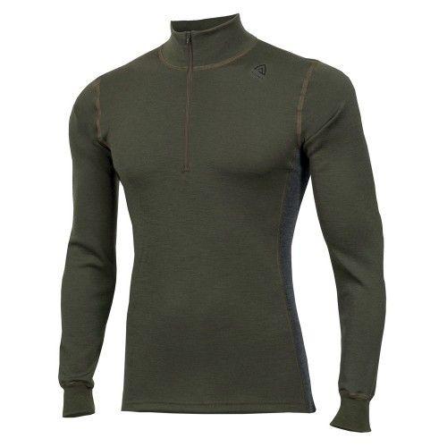 Ισοθερμική Μπλούζα ACLIMA WarmWool Deployment With Zip