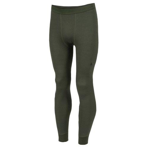 Ισοθερμικό Παντελόνι ACLIMA HotWool Long Pants Olive