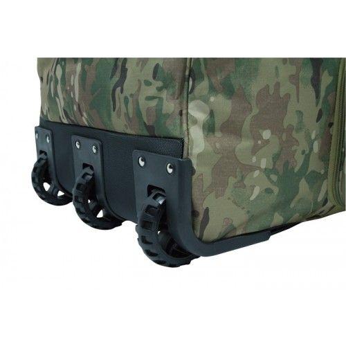 Σακ Βουαγιάζ με 3 Pόδες Commando Trolley DTC Multicam