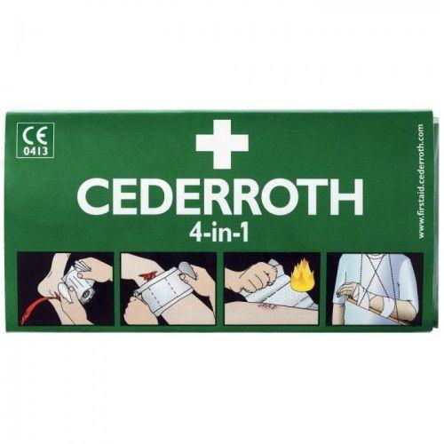 Σύστημα Αντιμετώπισης Αιμορραγιών 4 σε 1 Cederroth