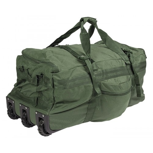 Σακ Βουαγιάζ Τροχήλατο MIL-TEC Combat Bag