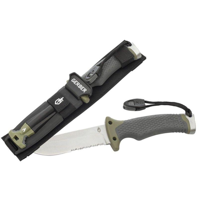 Μαχαίρι Επιβίωσης Gerber Ultimate Survival Knife
