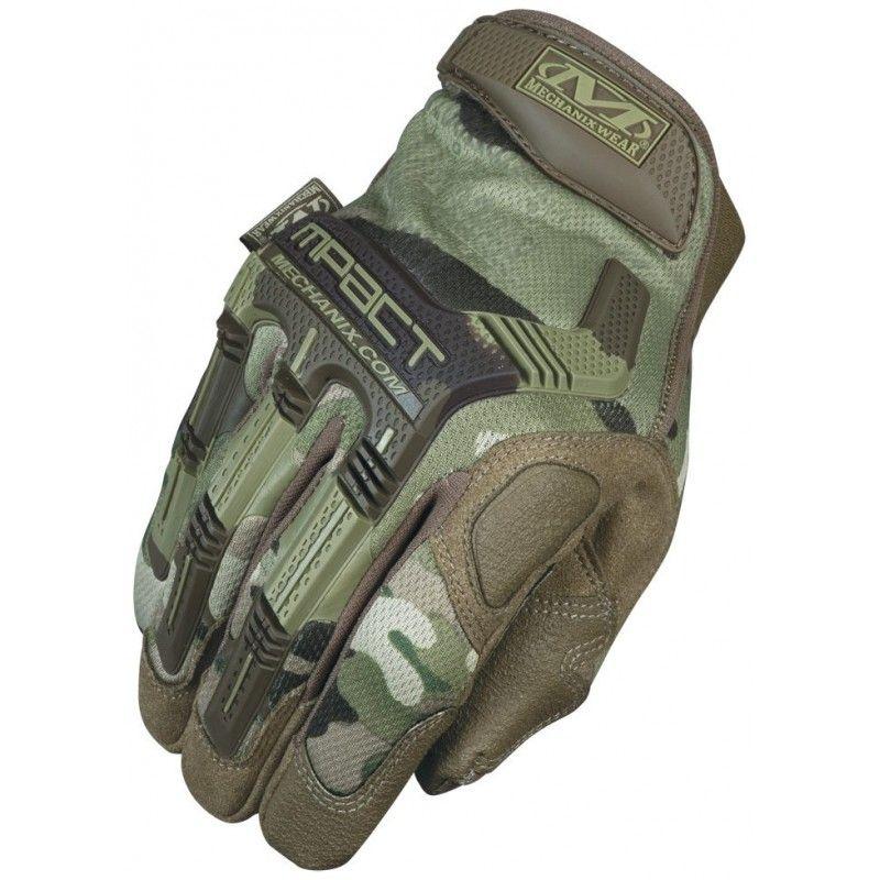 Γάντια Mechanix M-PACT Gloves Multicam