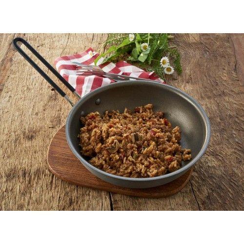 Γεύμα Μακράς Διάρκειας Trek n Eat Μοσχάρι Stroganoff με Ρύζι
