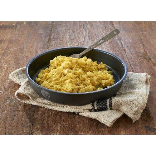 Γεύμα Μακράς Διάρκειας Trek n Eat Κοτόπουλο και Ρύζι με Κάρυ