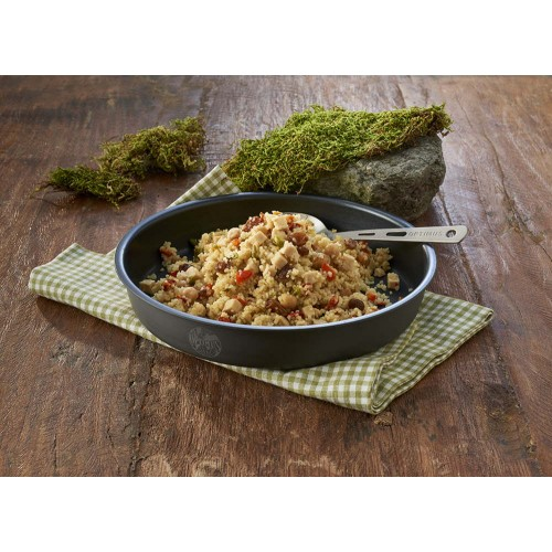Γεύμα Μακράς Διάρκειας Trek n Eat Couscous με Κοτόπουλο