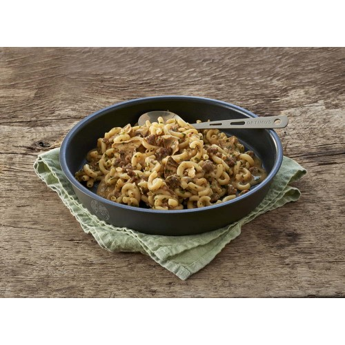 Γεύμα Μακράς Διάρκειας Trek n Eat Μοσχάρι Κατσαρόλας με Mακαρονάκι κοφτό