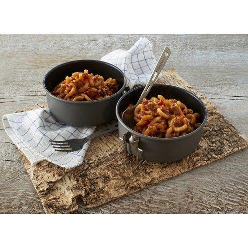 Γεύμα Μακράς Διάρκειας Trek n Eat Πικάντικο Μοσχάρι Κατσαρόλας με Μακαρονάκι