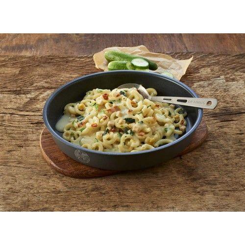 Γεύμα Μακράς Διάρκειας Trek n Eat Kρεμώδη Ζυμαρικά με Κοτόπουλο & Σπανάκι