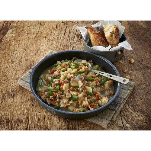 Χορταστική Πατάτα Stir-Fry με Μοσχάρι & Πράσινα Φασόλια