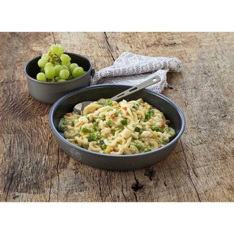 Vegeterian Γεύμα Μακράς Διάρκειας Trek n Eat Pasta Primavera