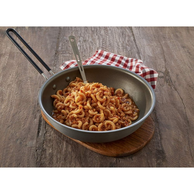 Vegeterian Γεύμα Μακράς Διάρκειας Trek n Eat Zυμαρικά με Σόγια Bolognese