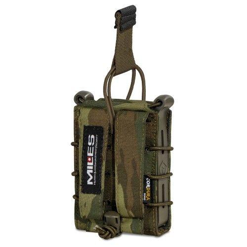 Μονή Θήκη Γεμιστήρα Pentagon Elpis Rifle-Camo