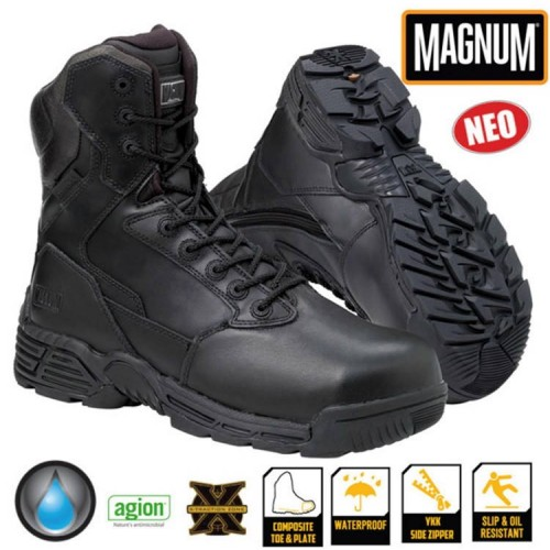 Άρβυλα Magnum Stealth Force 8.0 LTR SZ CT CP WP