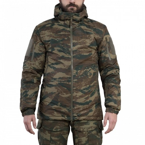 Τζάκετ Παρκά Pentagon Hoplite Parka Greek Camo
