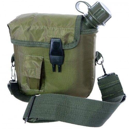Παγούρι Νερού Mil-Tec U.S Army 2L με Τσάντα Μεταφοράς