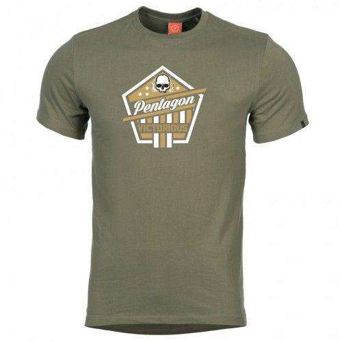 "T-Shirt Pentagon AGERON ""Victorious"""
