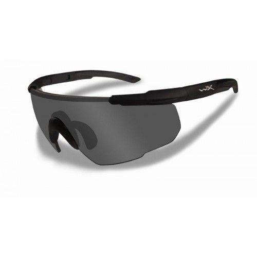 Αντιβαλλιστικά Γυαλιά Wiley X Saber AD Smoke/Yellow Matte Black Frame