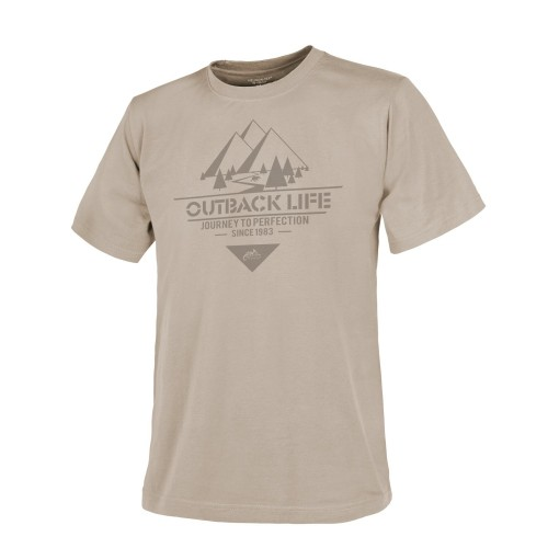 "T-Shirt Helicon-Tex ""Outback Life"""