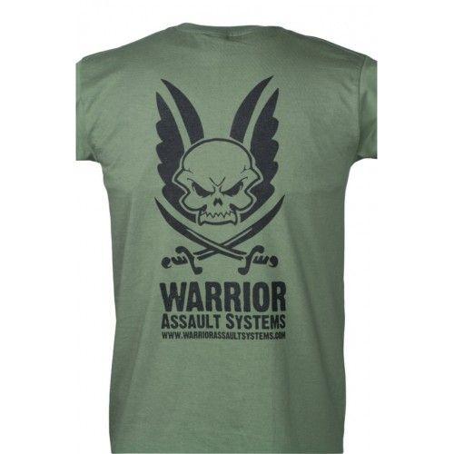 """T-Shirt """"Warrior Assault Systems Logo"""""""
