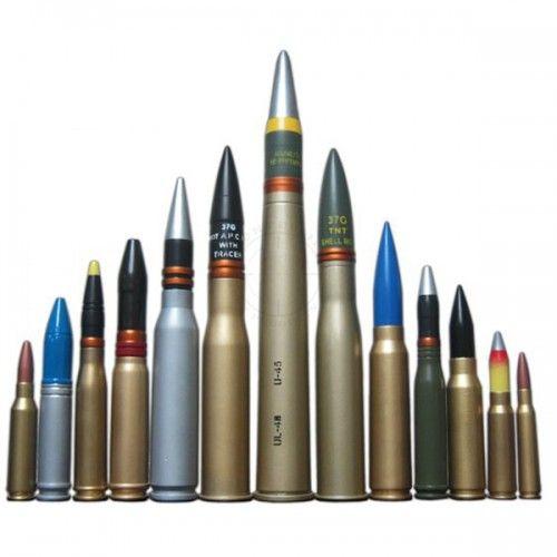 Εκπαιδευτικό κιτ πυρομαχικών-Replica