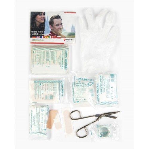 """Ατομικό κιτ πρώτων βοηθειών Mil-Tec """"OD Small 25-Piece First Aid Set Leina"""""""