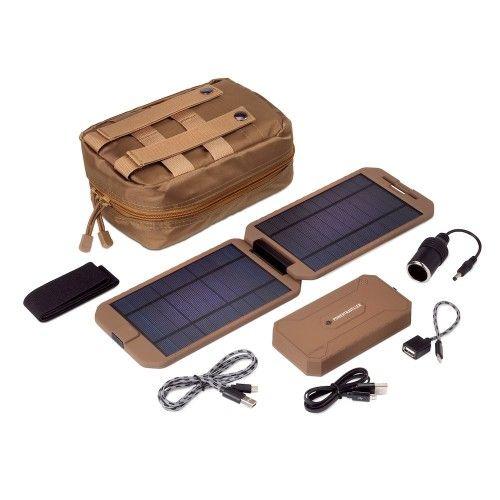 Tactical Extreme Solar Kit Powertraveller