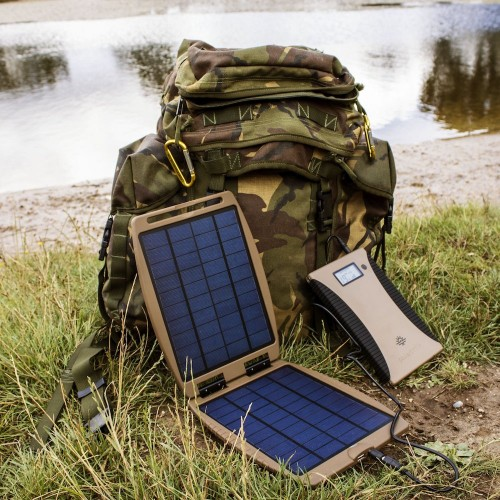 Ηλιακό Πάνελ Powertraveller Tactical Solargorilla