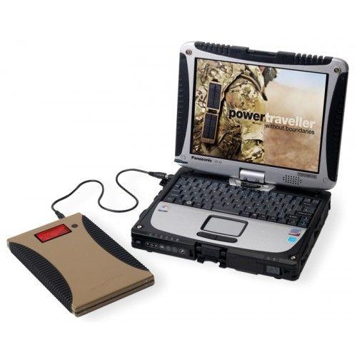 Powerbank Powertraveller Tactical Powergorilla 24000mAh