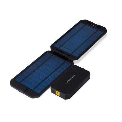 Powerbank Με Ηλιακό Πάνελ Powertraveller Extreme Solar Kit