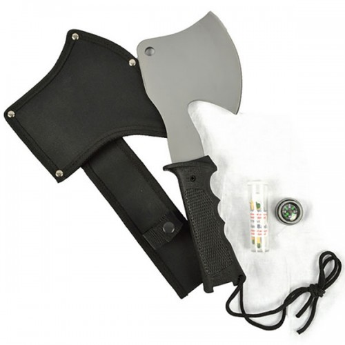 "Τσεκούρι Mil-Tec ""Chopper Hatchet With Survival Kit"""
