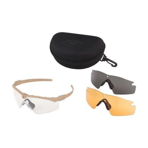 Γυαλιά Oakley SI Ballistic M-Frame 3.0 Set Clear/Grey/Persimmon
