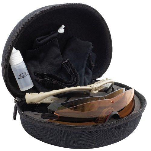 Γυαλιά Oakley SI Ballistic M-Frame 3.0 Set Clear / Grey / Persimmon
