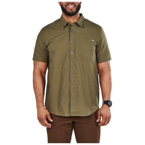 Πουκάμισο 5.11 Wyatt Short Sleeve Shirt